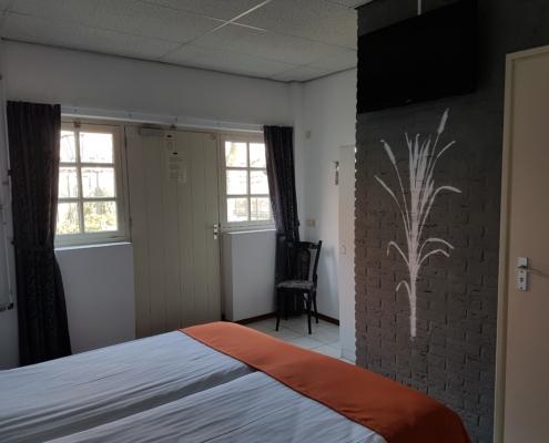 Twee-persoons kamer